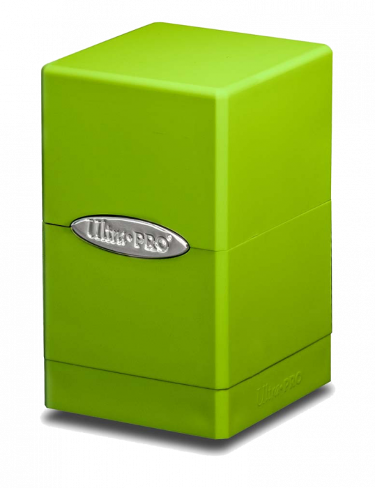 Deck Box - Satin Tower - Lime Green - UP 0