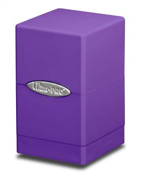 Deck Box - Satin Tower - Purple - UP 0