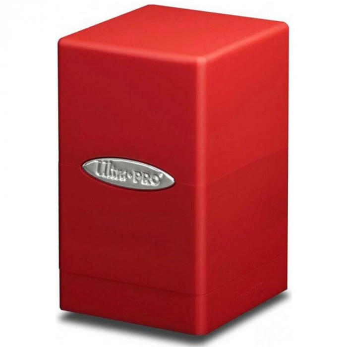 Deck Box - Satin Tower - Red -UP 0
