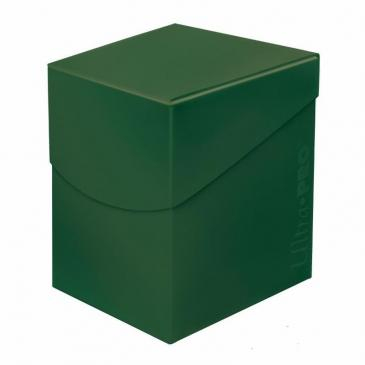Eclipse PRO 100+ Deck Box - Forest Green - UP 0