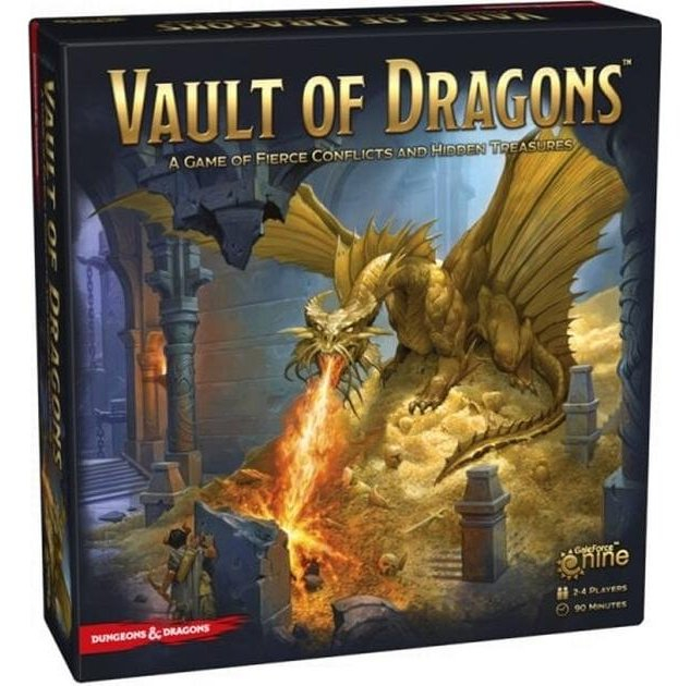 Vault of Dragons - EN 0