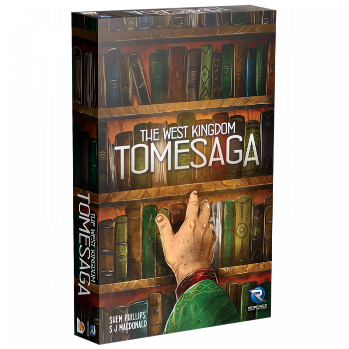 Viscounts Of The West Kingdom + Tomesaga - Promo Pack 2