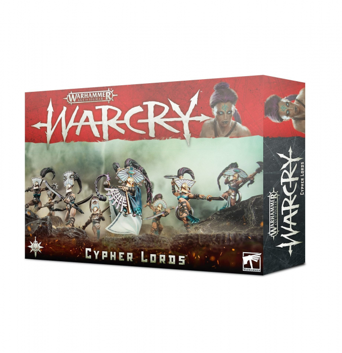 Warcry: Cypher Lords 0