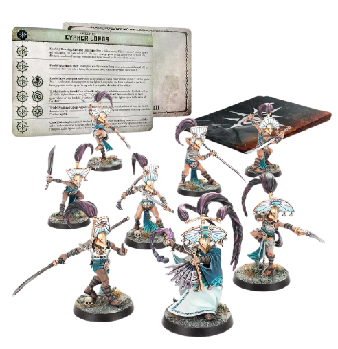 Warcry: Cypher Lords - GW 1