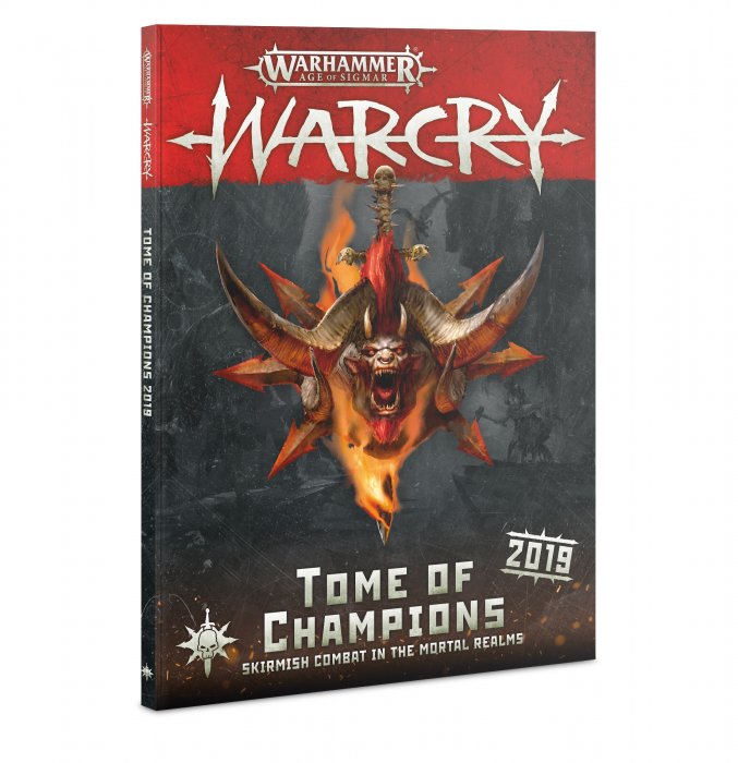 Warcry Tome of Champions 2019 0