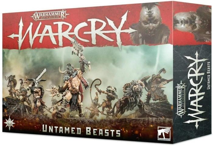Warcry: Untamed Beasts - GW 0