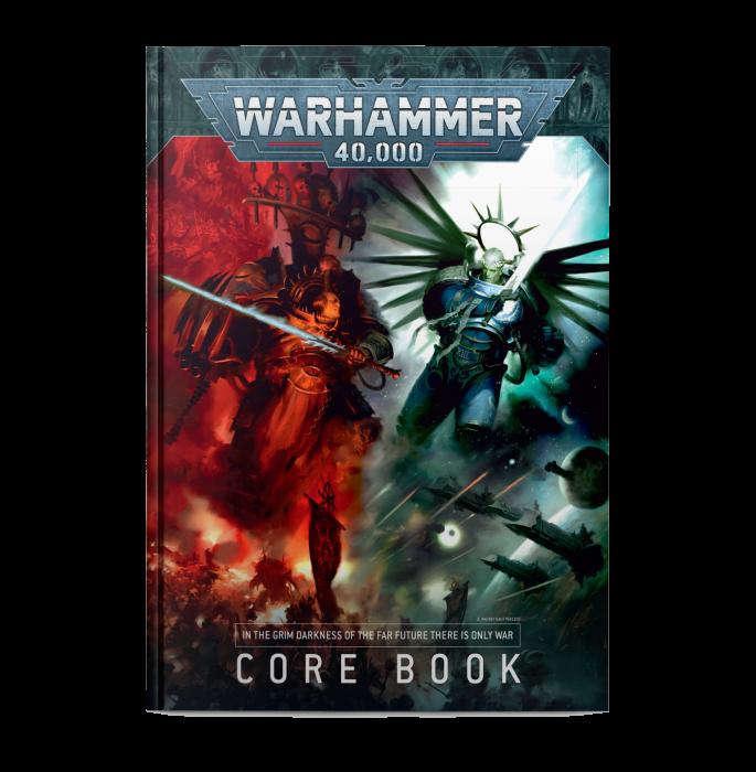 Warhammer 40000: Core Book - EN [0]