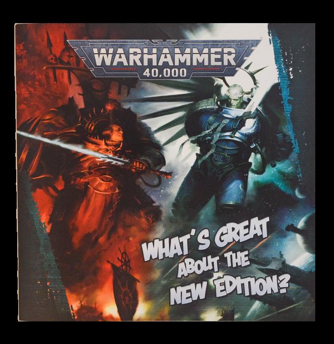 Warhammer 40000: Core Book - EN [4]
