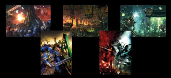 Warhammer 40000: Core Book - EN [3]