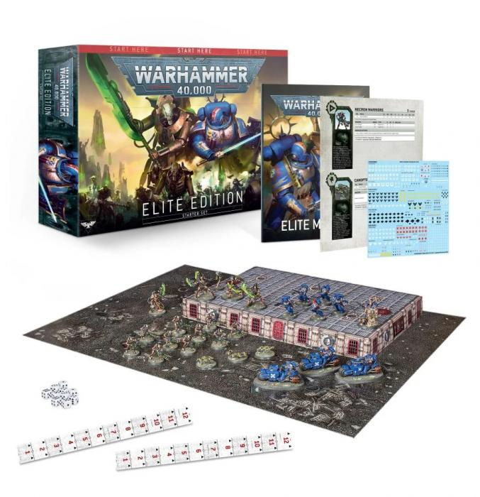 Warhammer 40000: Elite Edition - EN 0