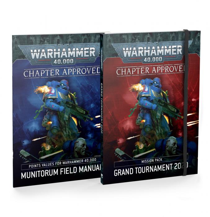 Warhammer 40K Grand Tournament 2020 1