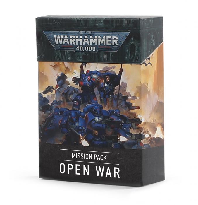 Warhammer 40K Mission Pack Open War 0