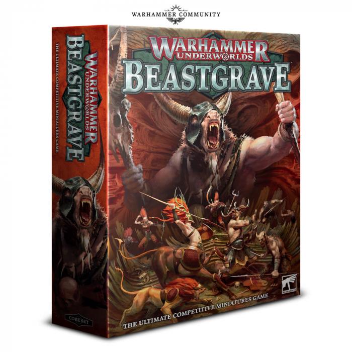 Warhammer Underworlds: Beastgrave 0