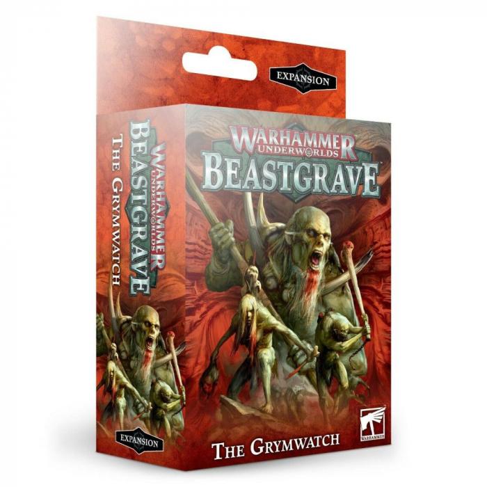 Warhammer Underworlds: The Grymwatch 0