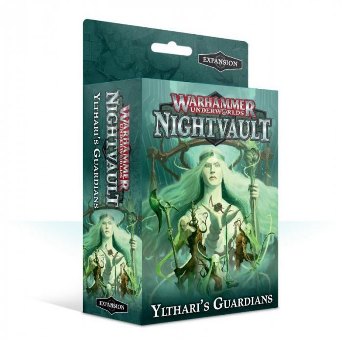 Warhammer Underworlds: Ylthari's Guardians 0