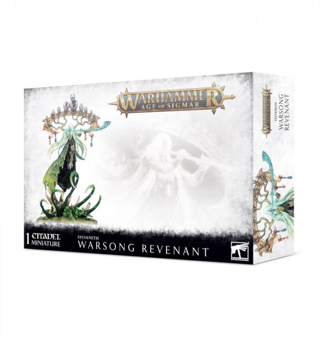 Warsong Revenant - Broken Realms [0]