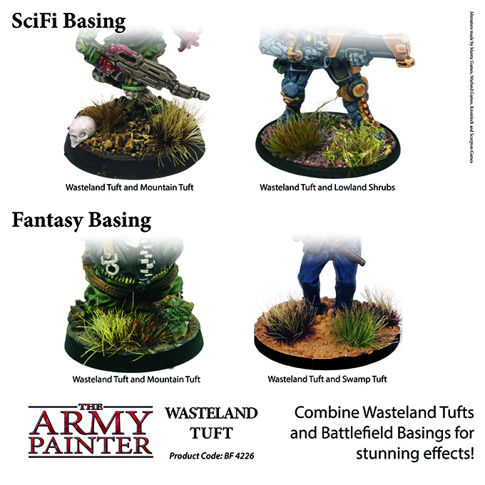 Wasteland Tuft - The Army Painter 4