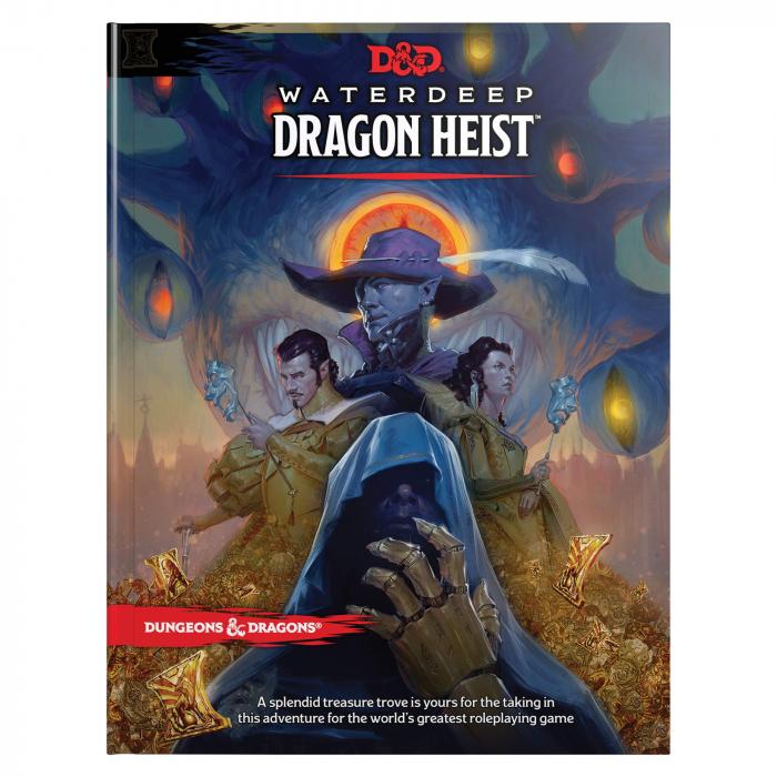 Waterdeep: Dragon Heist (D&D 5e Adventure) - EN 0