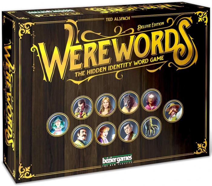Werewords Deluxe - EN 0