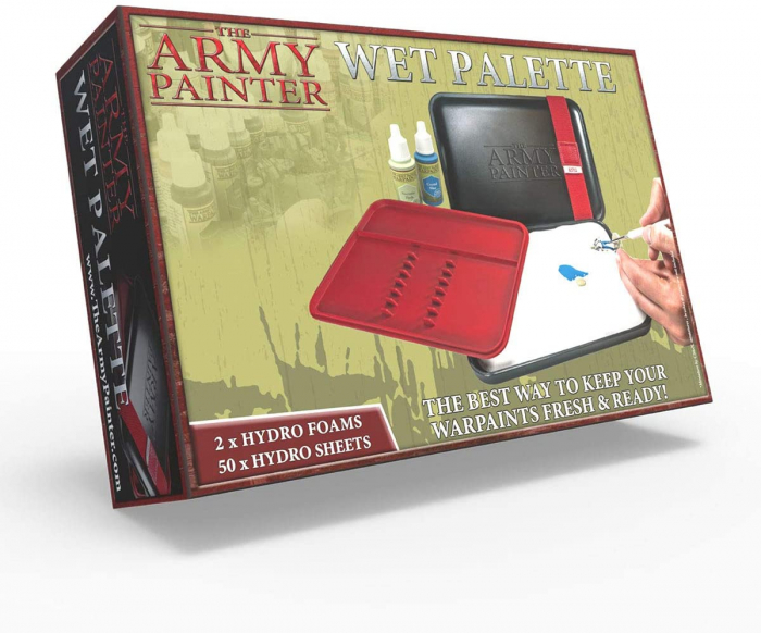 Wet Palette - The Army Painter 0