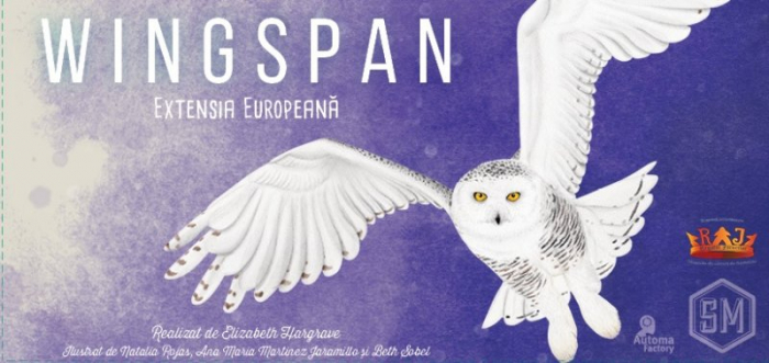 Wingspan: Extensia Europeana - RO 0