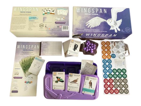 Wingspan: Extensia Europeana - RO 2