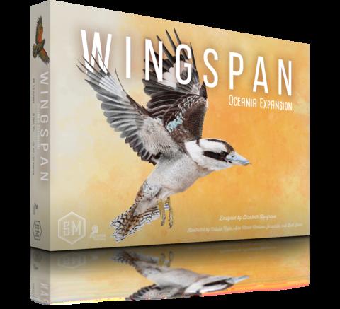 Wingspan Oceania Expansion (Extensie) - EN 0