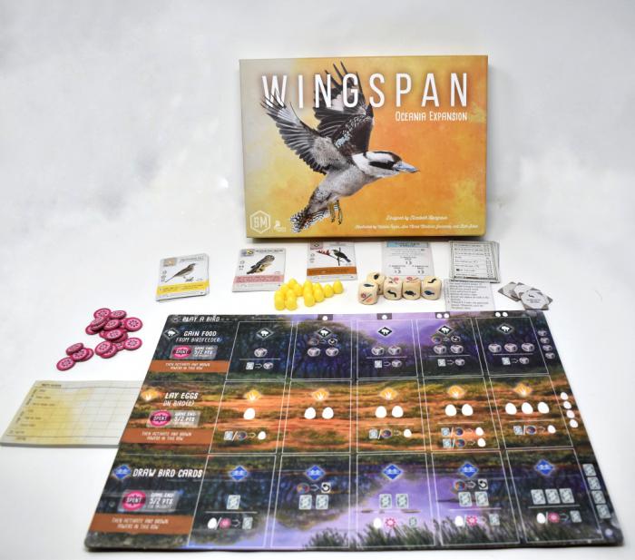 Wingspan Oceania Expansion (Extensie) - EN 1