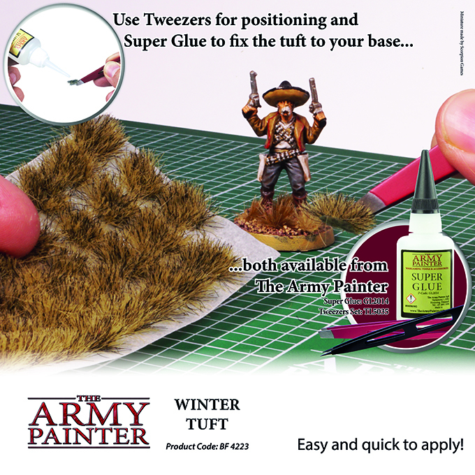 Winter Tuft - The Army Painter 3