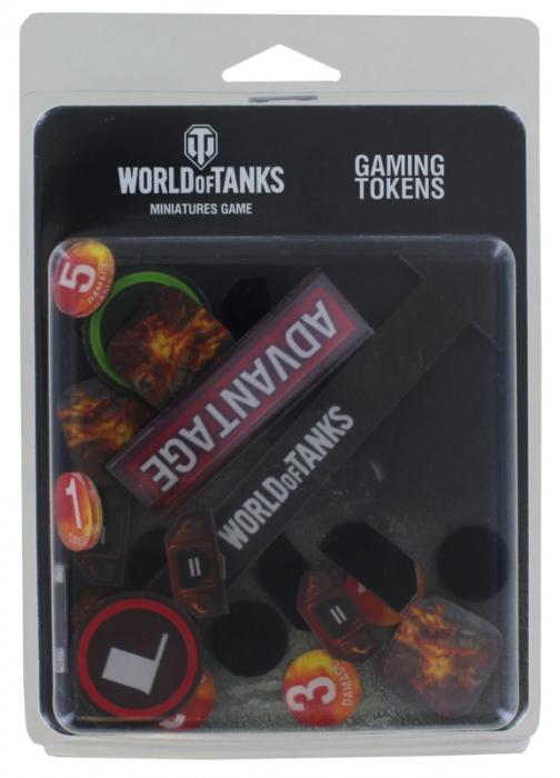 World of Tanks – Gaming Tokens - EN 0
