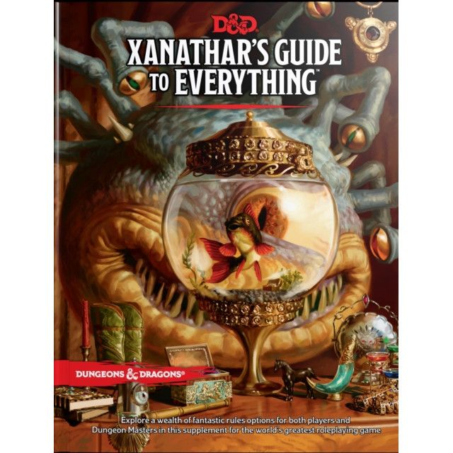Xanathar's Guide to Everything 0