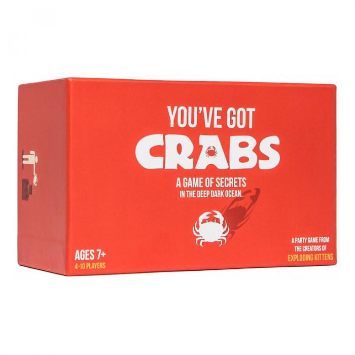 You've Got Crabs 0