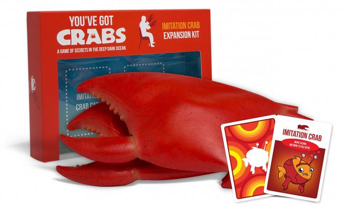 You've Got Crabs - Imitation Crab (Extensie) - EN [0]