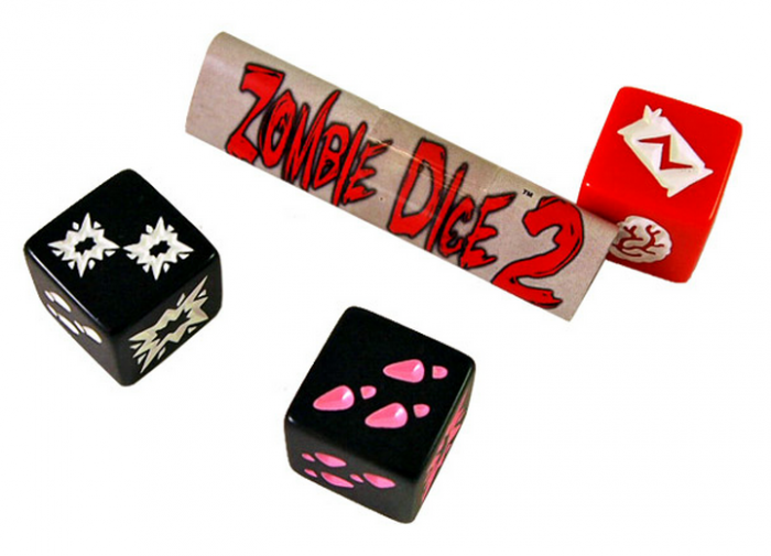 Zombie Dice 2 - EN 1