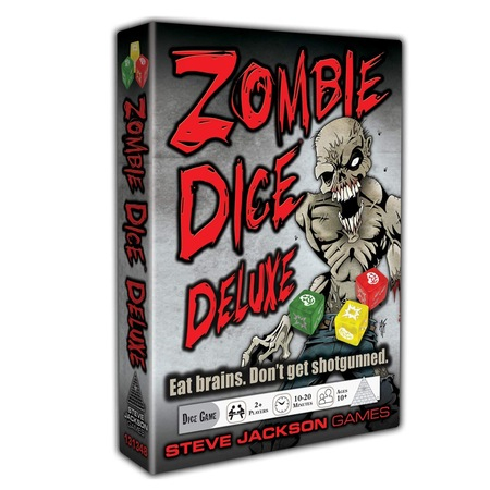 Zombie Dice Deluxe (10th Anniversary) [1]