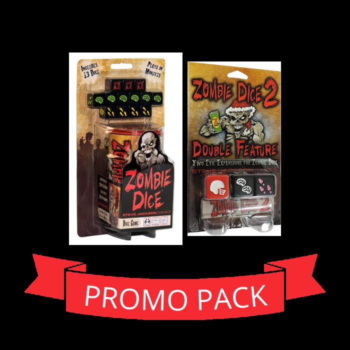 Zombie Dice - Promo Pack [0]