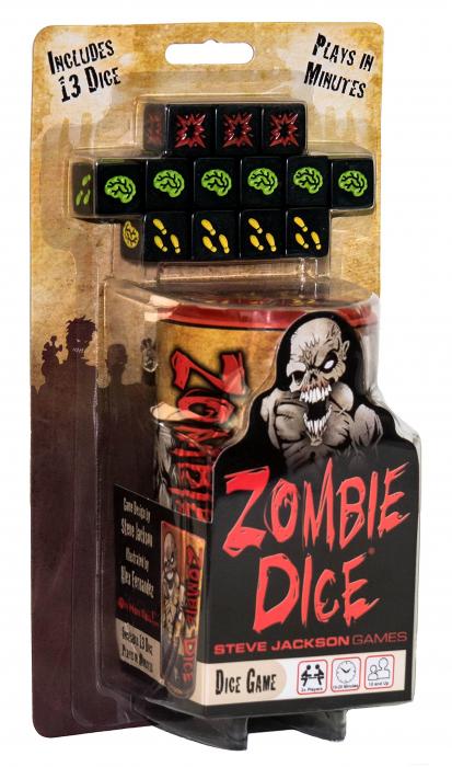 Zombie Dice - Promo Pack [1]