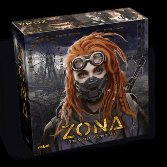 Zona: The Secret of Chernobyl - EN 0