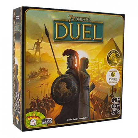 7 Wonders Duel - EN