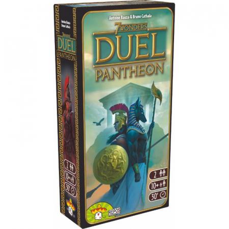 7 Wonders Duel: Pantheon (Extensie) - EN