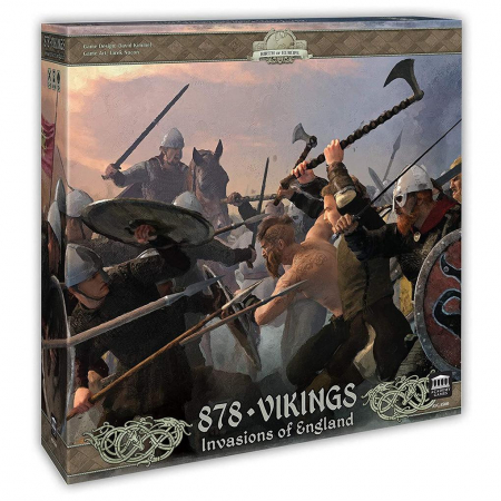 878: Vikings - Invasions of England 2nd Edition - EN [0]