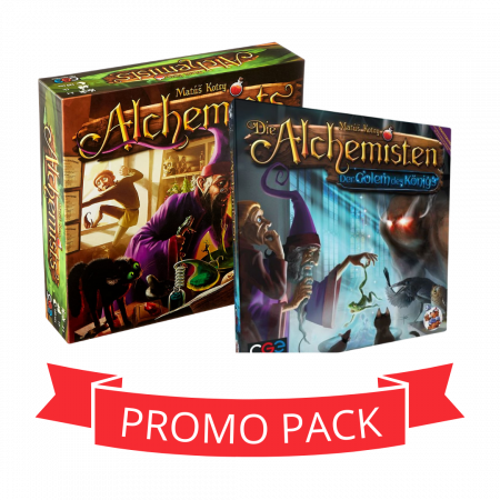 Alchemists - Promo Pack0
