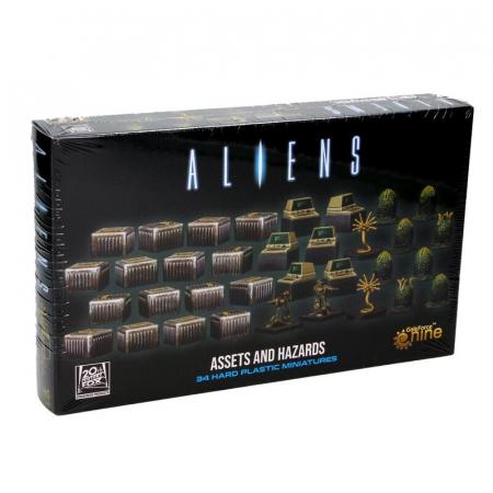 Aliens: Assets and Hazards (Extensie) - EN0