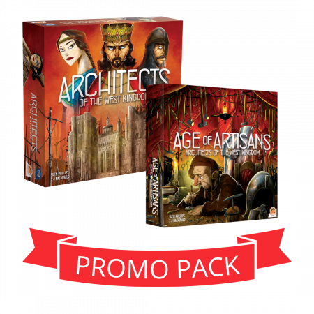 Architects of the West Kingdom - Promo Pack0
