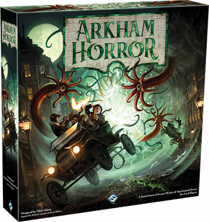 Arkham Horror 3rd Edition0