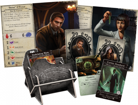 Arkham Horror: The Dead of Night - EN1