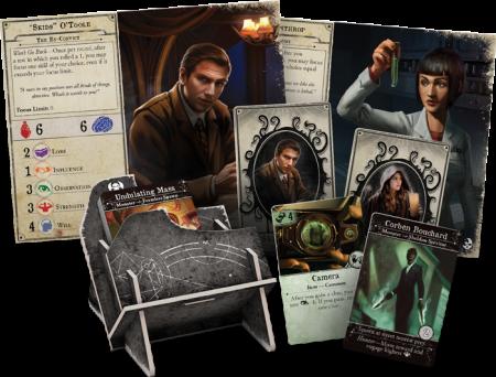 Arkham Horror: The Dead of Night1