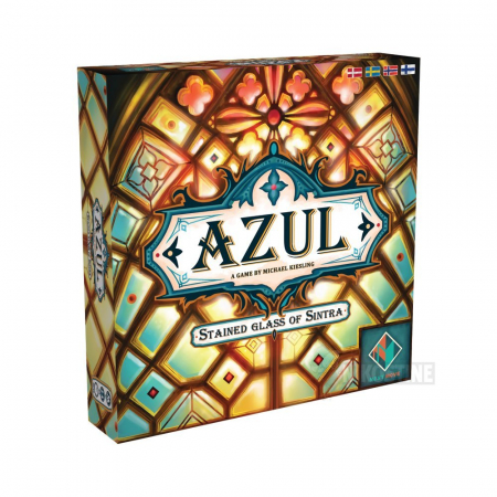 Azul: Stained Glass Of Sintra - EN