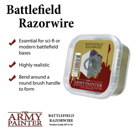 Battlefield Razorwire - The Army Painter1