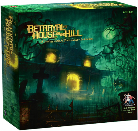 Betrayal at House on the Hill - EN0
